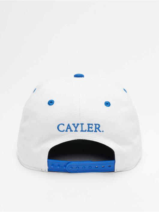 Cayler & Sons Snapback Cap WL Kendrix white