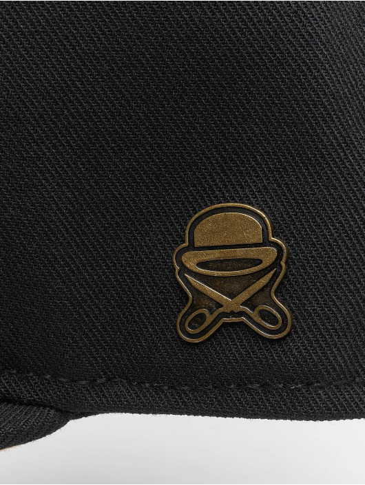 Cayler & Sons snapback cap Cl Navigating zwart