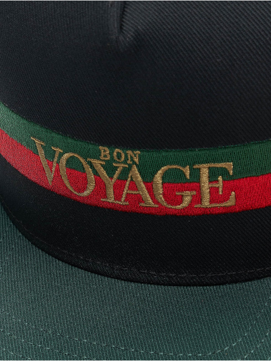 Cayler & Sons snapback cap WL Rich Voyage zwart