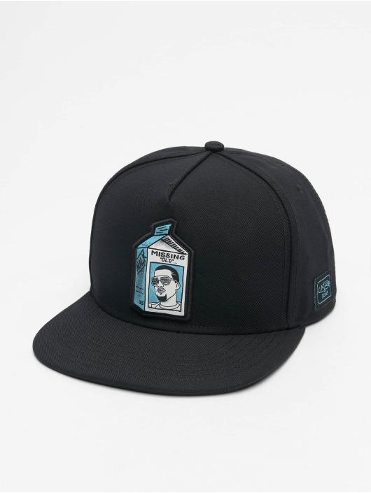 Cayler & Sons snapback cap WL Missing zwart