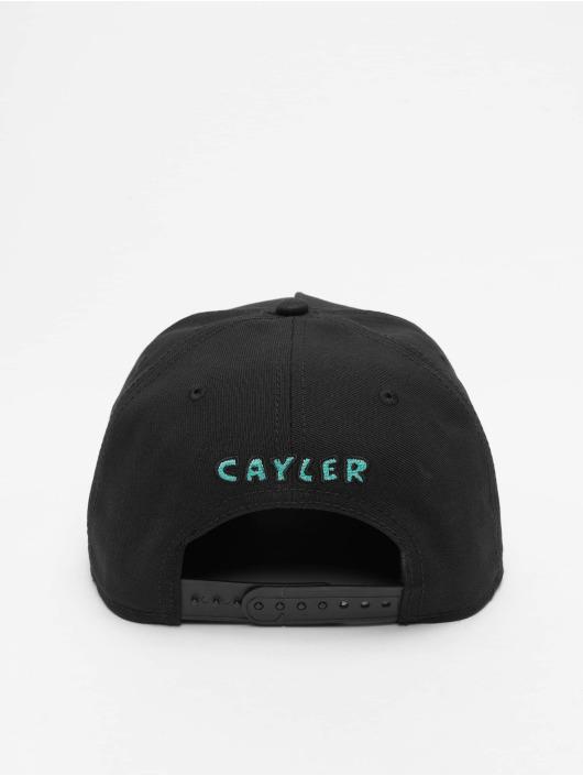 Cayler & Sons Snapback Caps WL Northern Lines čern