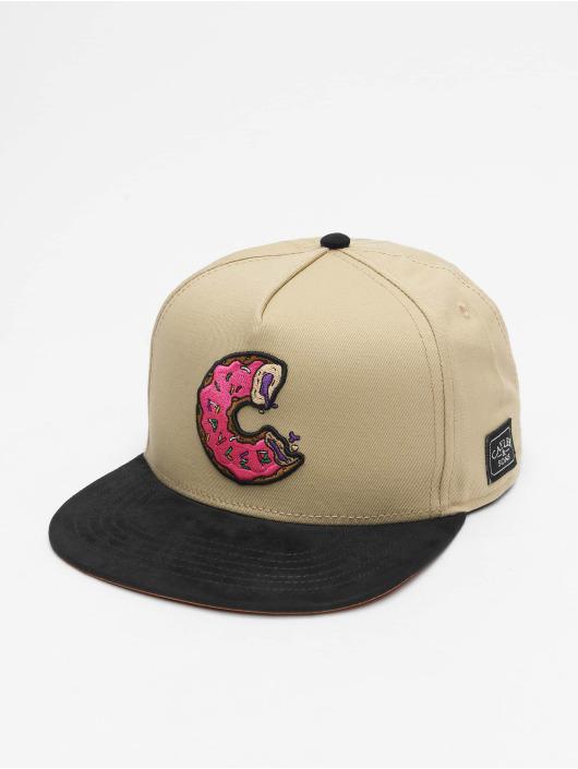 Cayler & Sons Snapback Caps WL Los Munchos bezowy