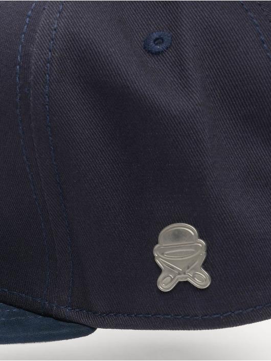 Cayler & Sons Snapback Caps CL Navigating blå