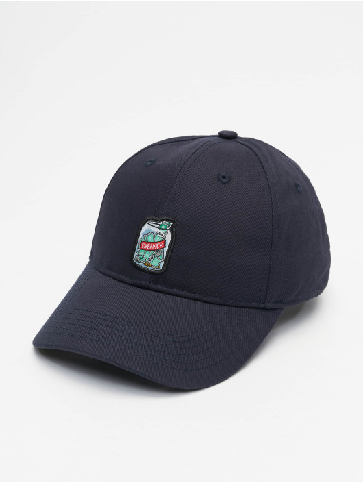 Cayler & Sons Snapback Caps WL Savings Curved blå