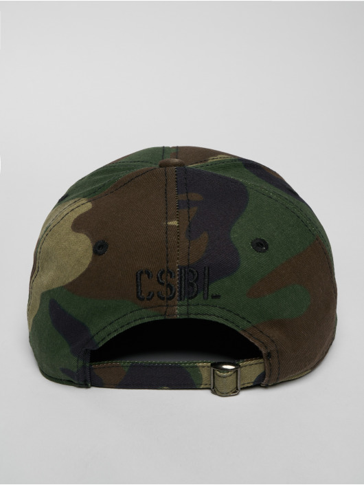 Cayler & Sons Snapback Caps Freedom Corps Curved camouflage