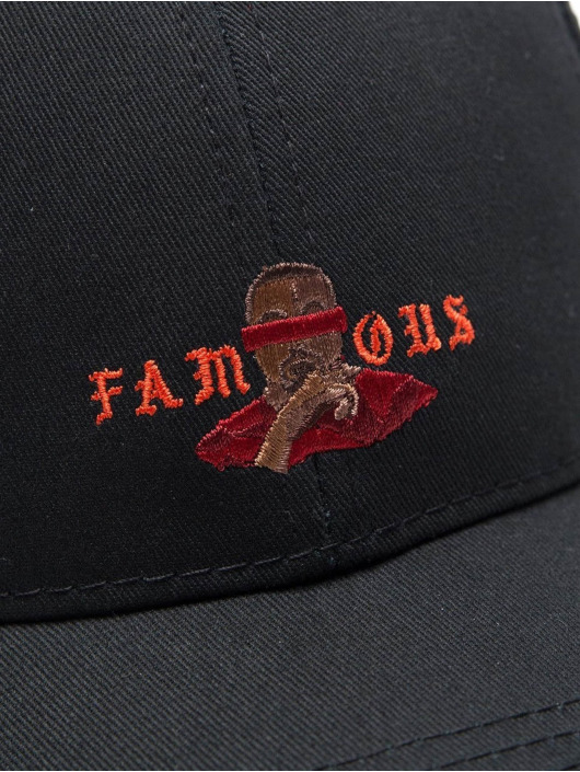 Cayler & Sons Snapback Caps WL Drop Out czarny