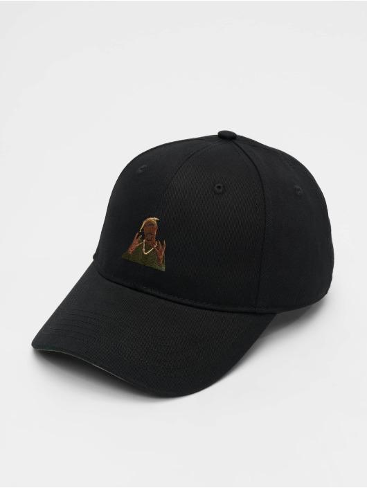 Cayler & Sons Snapback Caps WI 2pac Rollin czarny