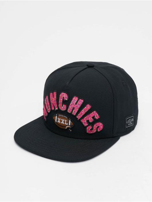 Cayler & Sons Snapback Caps WI Muniv czarny