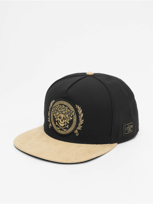 Cayler & Sons Snapback Caps WL Badusa czarny