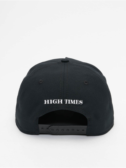 Cayler & Sons Snapback Caps WL High Times czarny