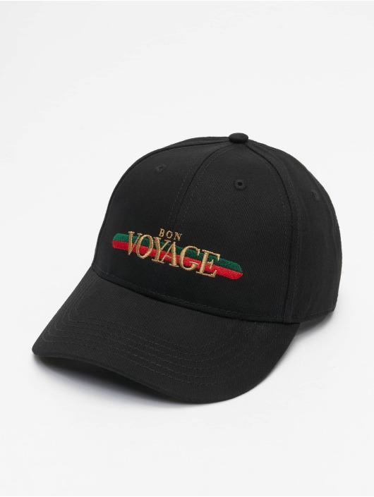 Cayler & Sons Snapback Caps WL Rich Voyage czarny