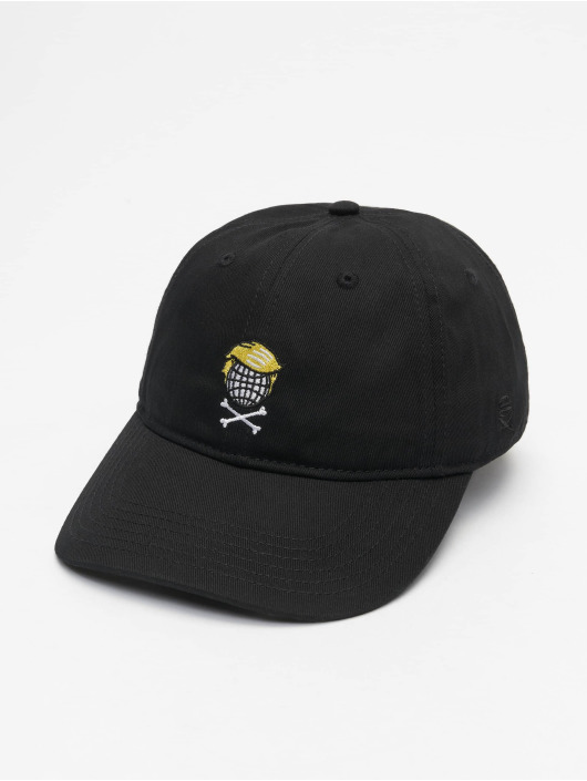 Cayler & Sons Snapback Caps WL We're Fucked Curved czarny