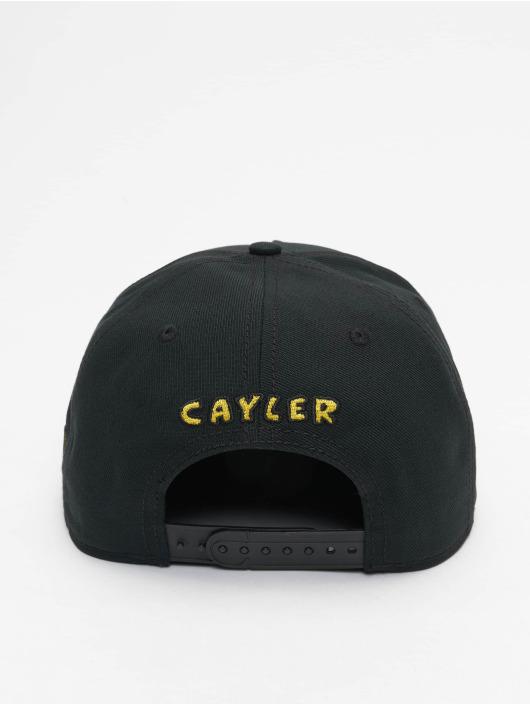 Cayler & Sons Snapback Caps WL Big Lines czarny