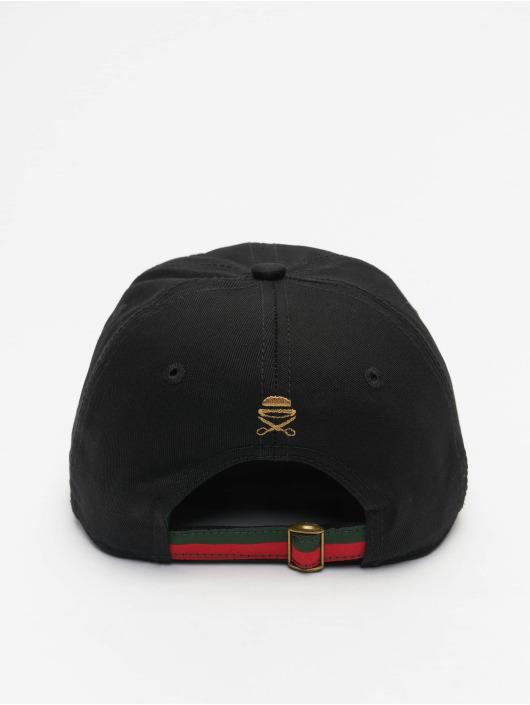 Cayler & Sons Snapback Caps WL Good Day Curved czarny
