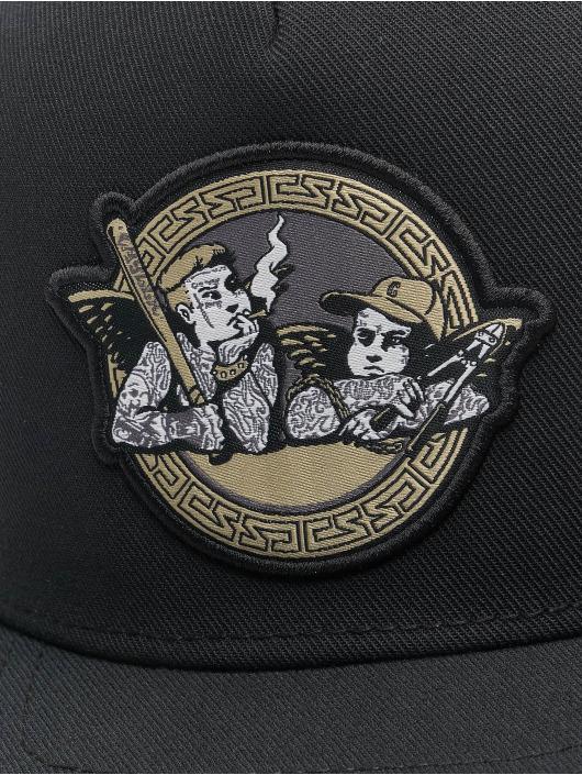 Cayler & Sons Snapback Caps WL Fallen Angels 2 czarny