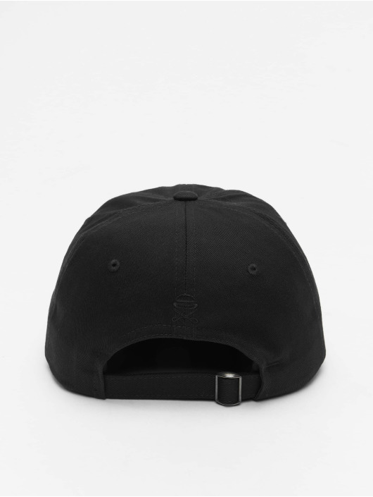 Cayler & Sons Snapback Caps WL F Off Curved czarny