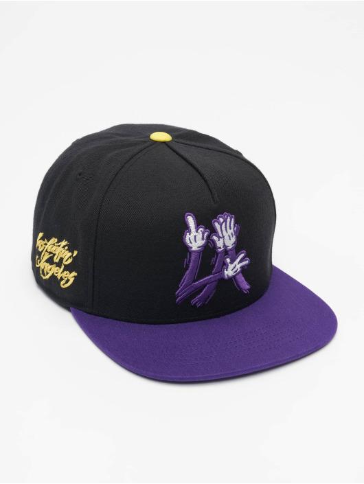 Cayler & Sons Snapback Caps WL La FC czarny