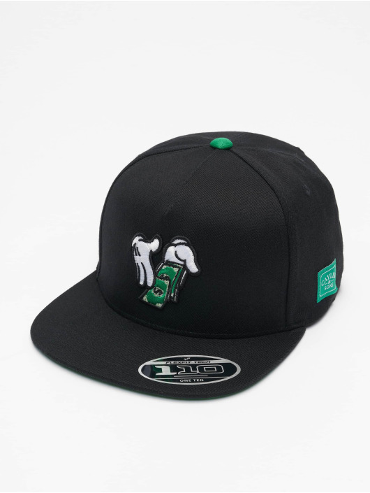 Cayler & Sons Snapback Caps WL Make It Rain 110 czarny
