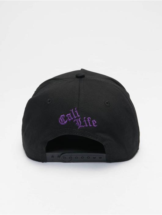 Cayler & Sons Snapback Caps Wl Estcoast Kid czarny