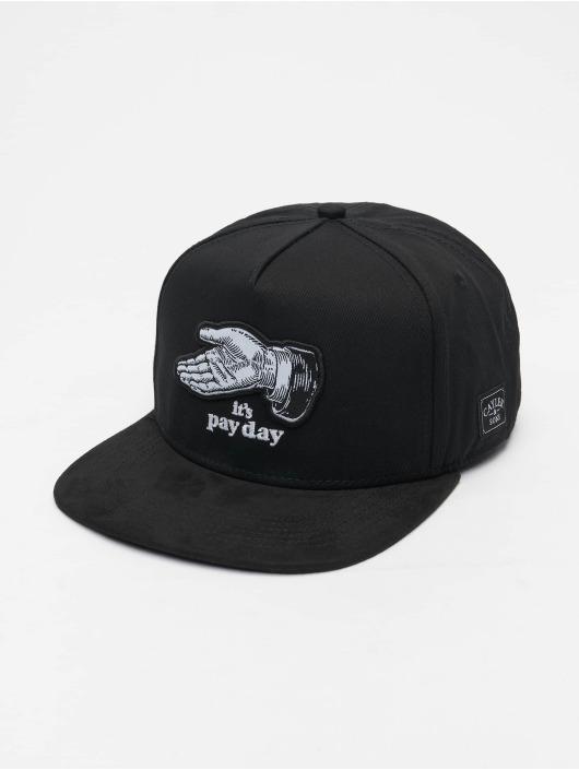 Cayler & Sons Snapback Caps Wl Pay Me czarny