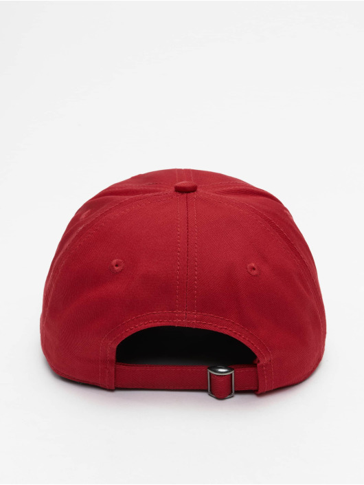 Cayler & Sons Snapback Caps PA Small Icon Curved czerwony