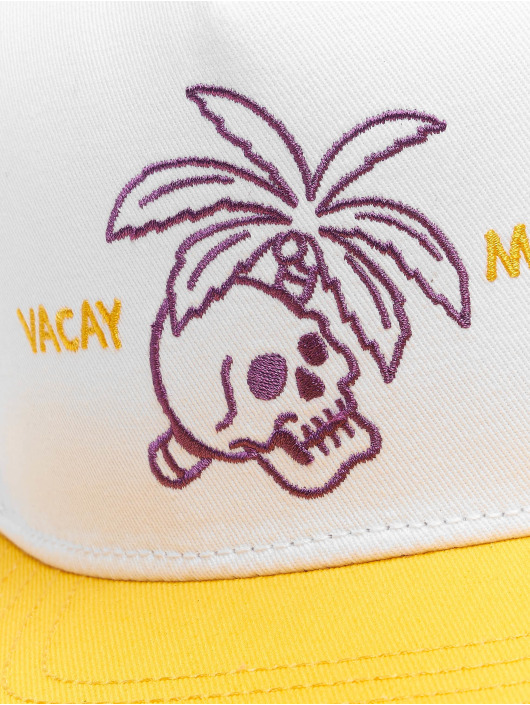 Cayler & Sons Snapback Caps WL Vacay Mode fioletowy