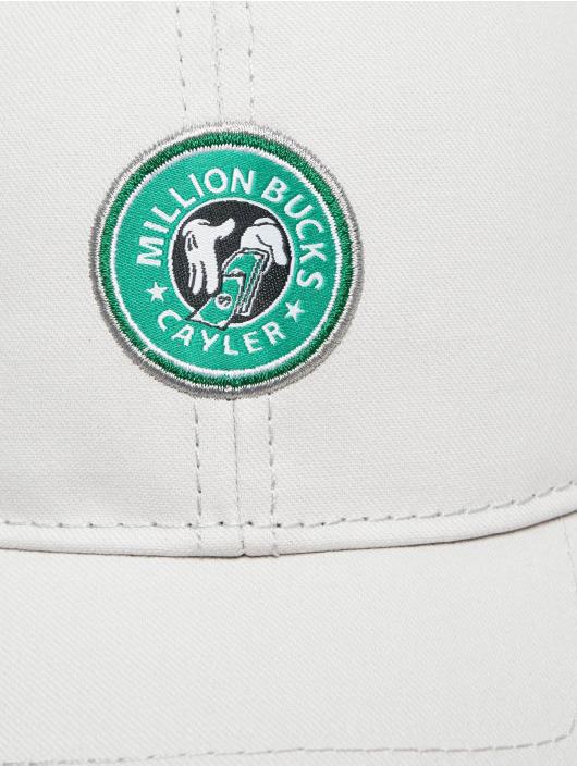 Cayler & Sons Snapback Caps C&s Wl Million Bucks Curved harmaa