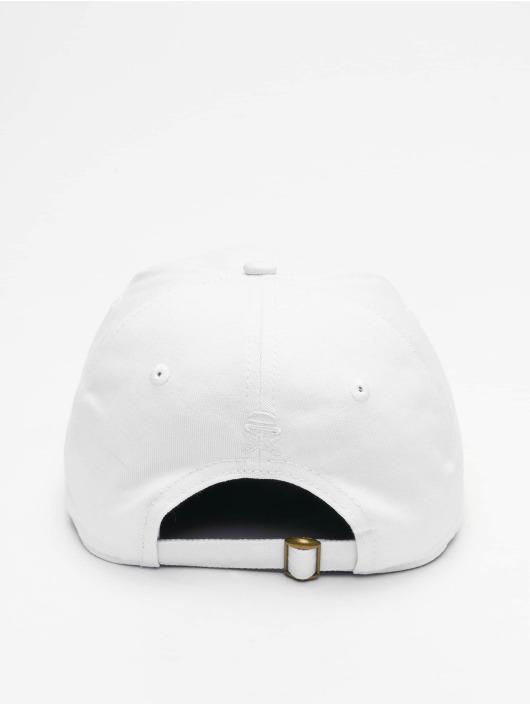 Cayler & Sons Snapback Caps WL Royal C Curved hvit