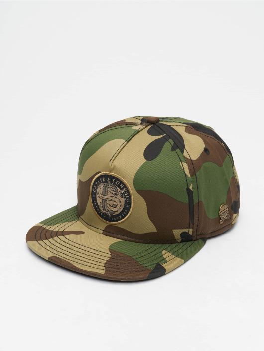 Cayler & Sons Snapback Caps Cl Serpent kamuflasje