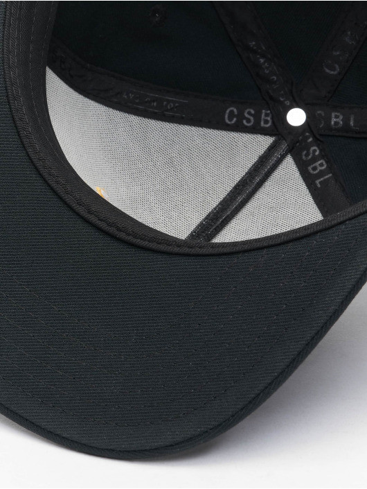 Cayler & Sons Snapback Caps Downtown musta