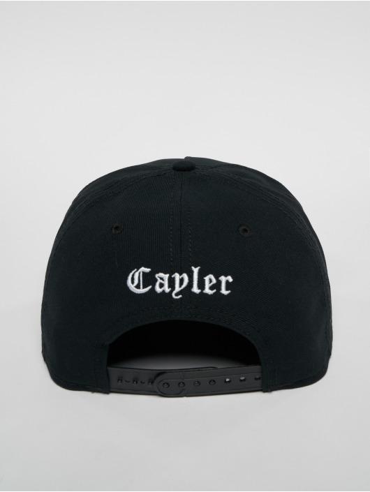 Cayler & Sons Snapback Caps Wl Cee Love musta