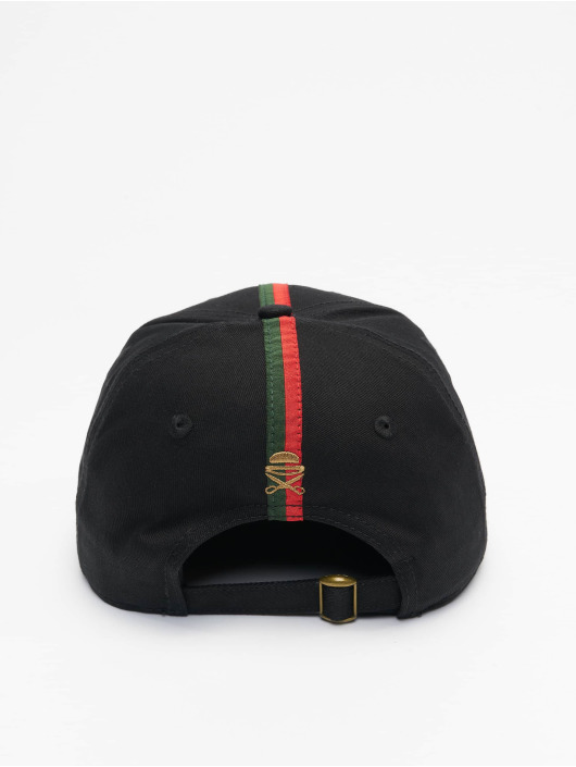 Cayler & Sons Snapback Caps ASAP Curved musta