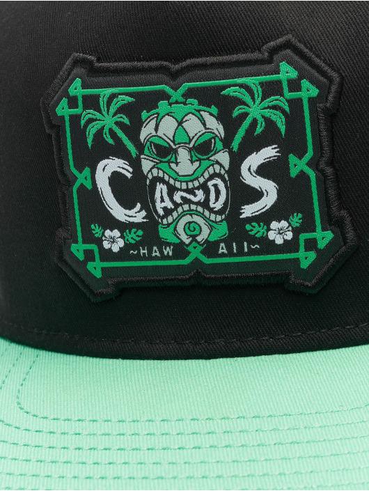 Cayler & Sons Snapback Caps CL Alelo musta