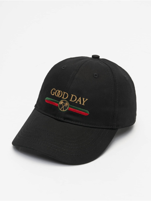 Cayler & Sons Snapback Caps WL Good Day Curved musta