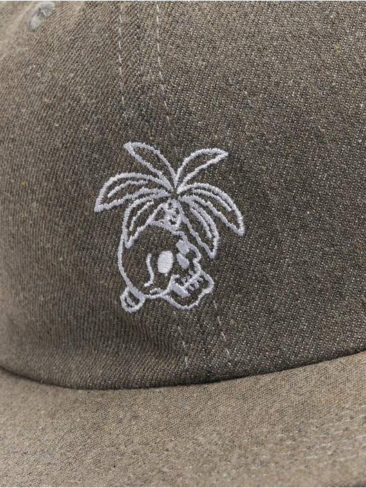 Cayler & Sons Snapback Caps WL Vacay Mode musta