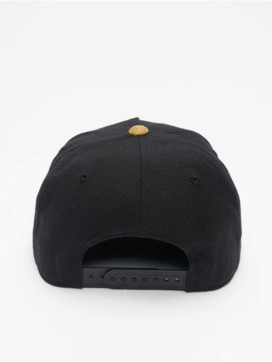 Cayler & Sons Snapback Caps WL Golden Trust musta