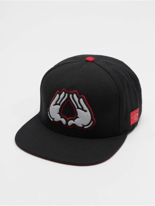 Cayler & Sons Snapback Caps WL La Familia musta