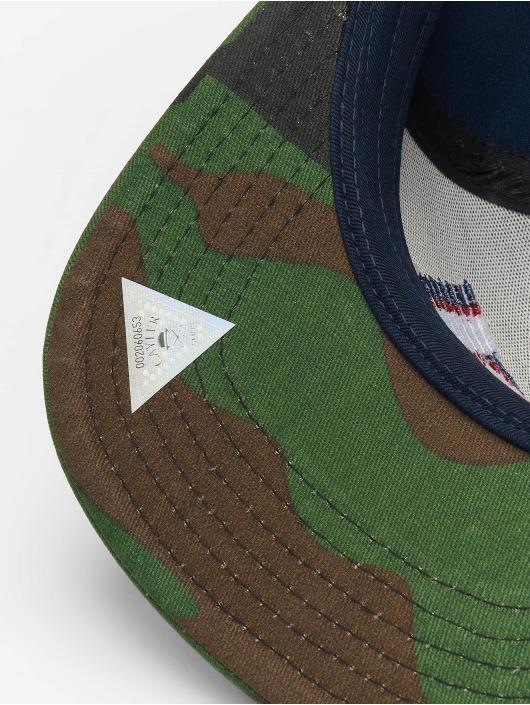 Cayler & Sons Snapback Caps CSBL niebieski