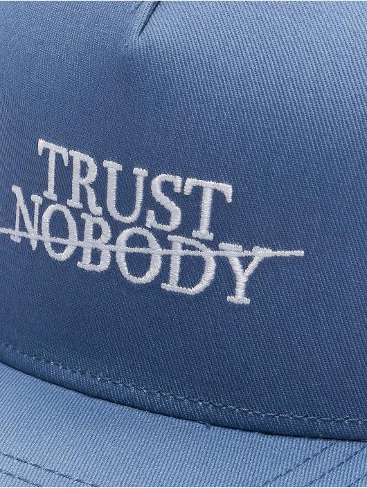 Cayler & Sons Snapback Caps WL Trust Nobody Fu niebieski