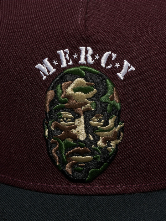 Cayler & Sons Snapback Caps Mercy punainen