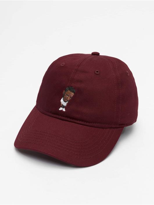Cayler & Sons Snapback Caps WL Kendrix punainen