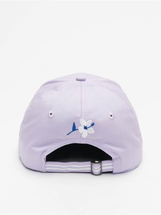 Cayler & Sons Snapback Caps WL Bon Voyage Curved purpuranpunainen