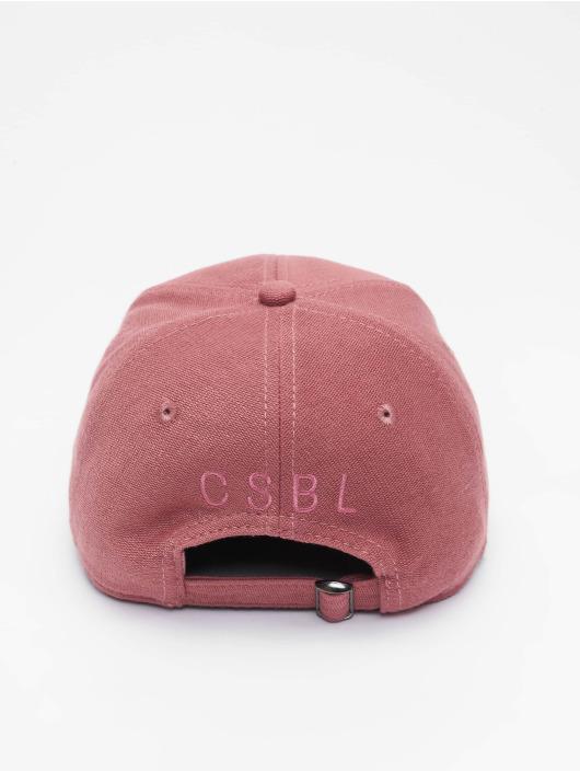 Cayler & Sons Snapback Caps CSBL Edo1 Curved rózowy