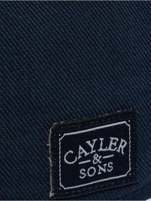 Cayler & Sons Snapback Caps C&s Wl The Life sininen
