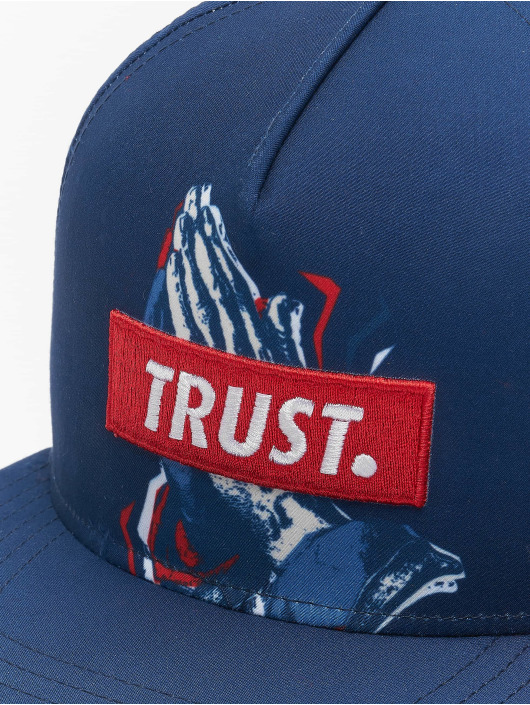 Cayler & Sons Snapback Caps WL Retro Trust sininen