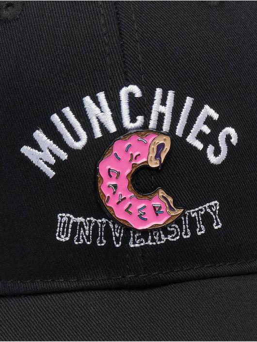 Cayler & Sons Snapback Caps WI Muniv College sort