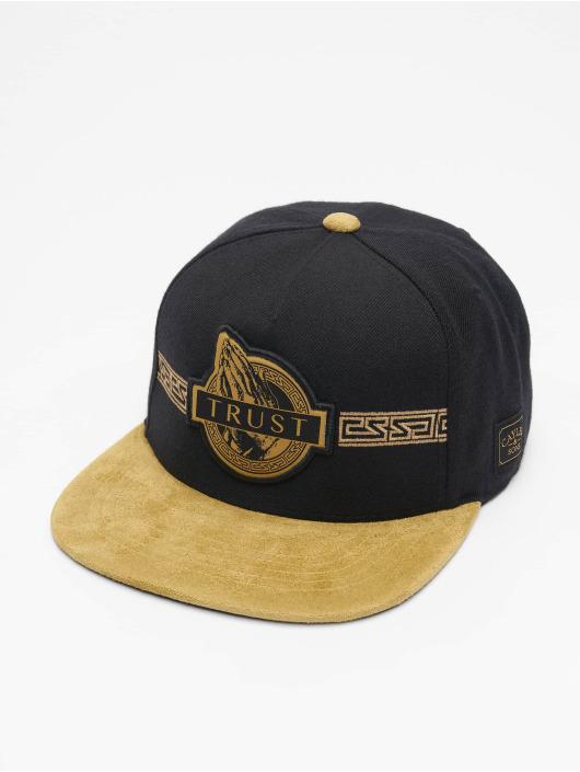 Cayler & Sons Snapback Caps WL Golden Trust sort