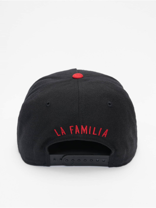 Cayler & Sons Snapback Caps WL La Familia sort