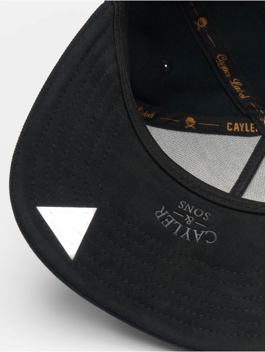 Cayler & Sons Snapback Caps CL Death Rose svart