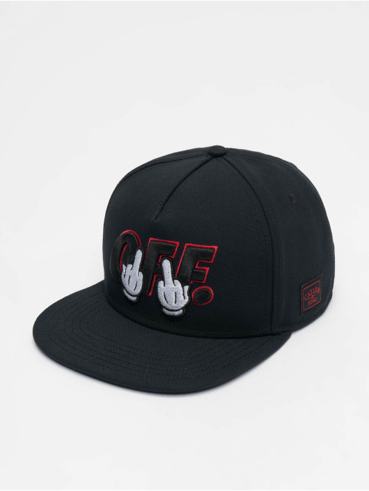 Cayler & Sons Snapback Caps WI Seriously svart